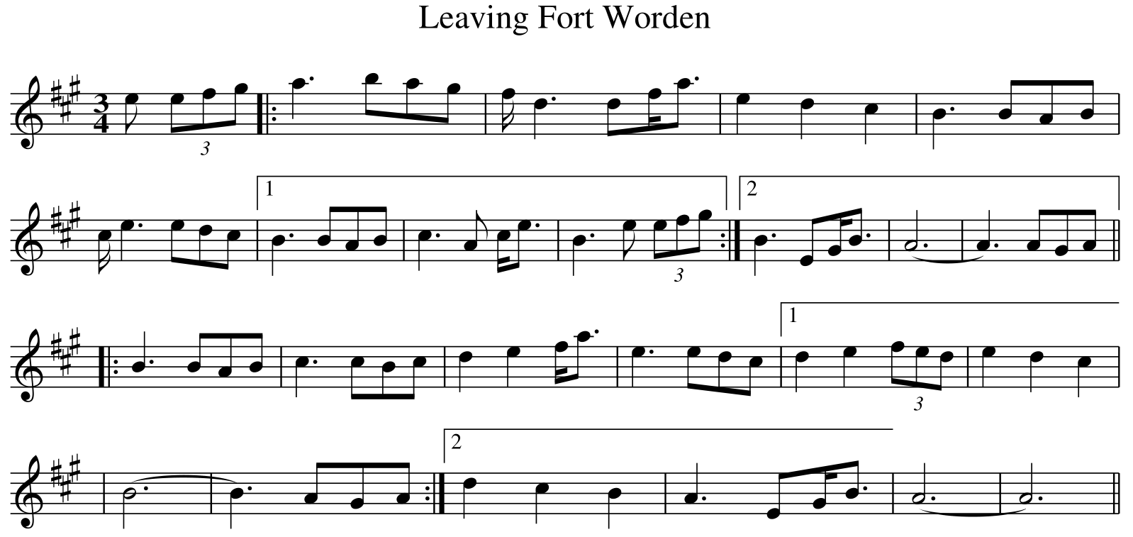 Leaving Fort Worden